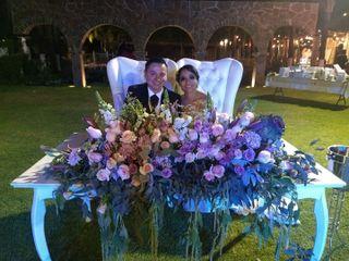La boda de Amanda y Daniel