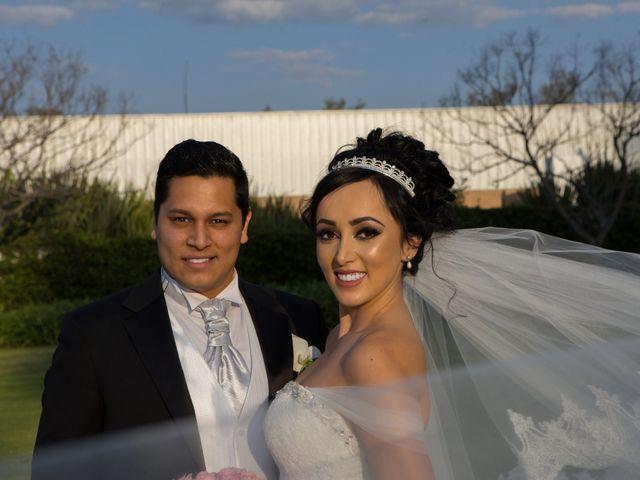 La boda de Anny y Mario