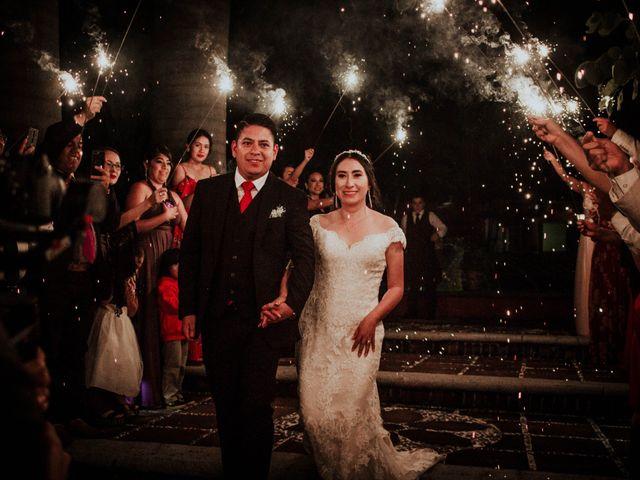 La boda de Stephany y Jonathan
