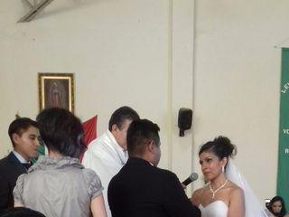 La boda de Daniela y Jorge 1