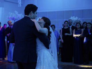 La boda de Samantha y Fernando 1