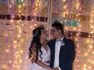 La boda de Elizabeth y Oswaldo 1