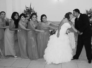 La boda de Ruben y Violeta