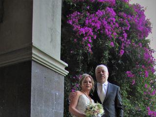 La boda de Bernardo  y Sara  1