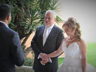La boda de Bernardo  y Sara