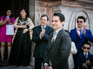 La boda de Madeleine y Néstor 2