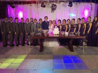 La boda de Zacil  y Ángel  1