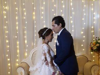 La boda de Zacil  y Ángel  3
