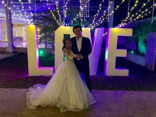 La boda de Zacil  y Ángel