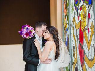La boda de Paulina y Marcelo