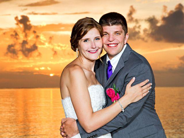 La boda de Jacqueline y Jeff