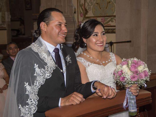 La boda de Paty y Juan