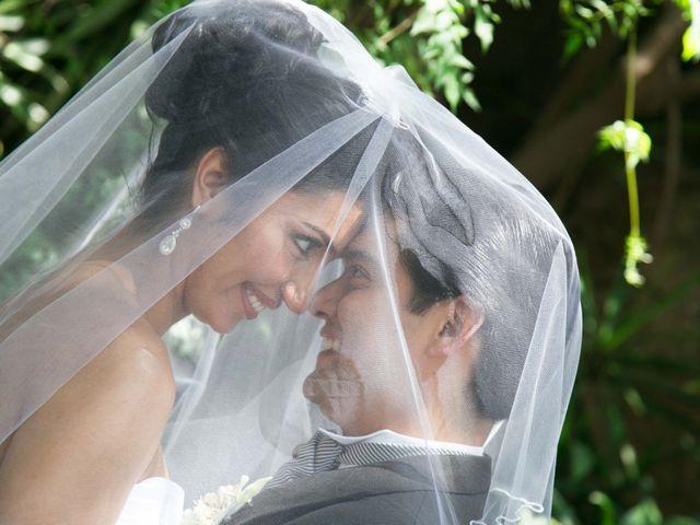 La boda de Madeleine y Néstor
