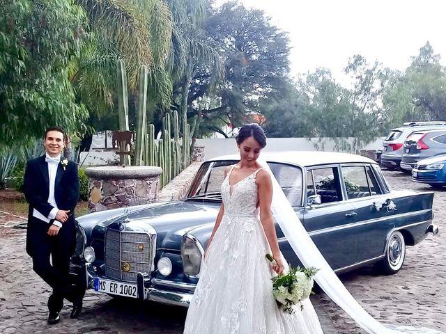 La boda de Rodo y Lola en Corregidora, Querétaro 4