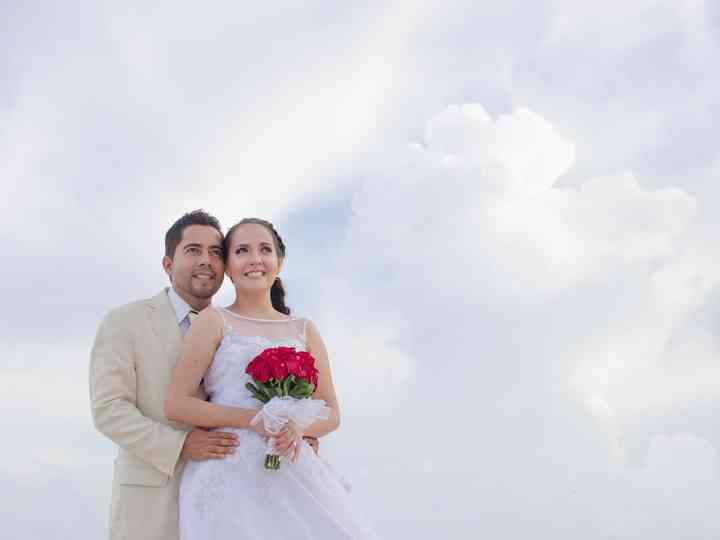 La boda de Catherine y Paul