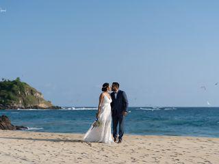 La boda de Diana y Pedro