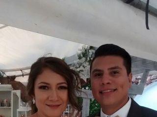La boda de Rosa Linda  y Alejandro 1