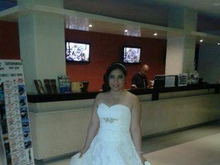 La boda de Mariana y Alonso 1