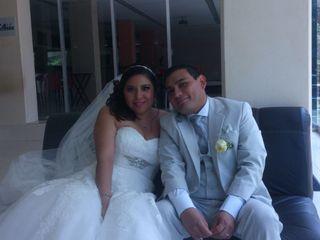 La boda de Mariana y Alonso