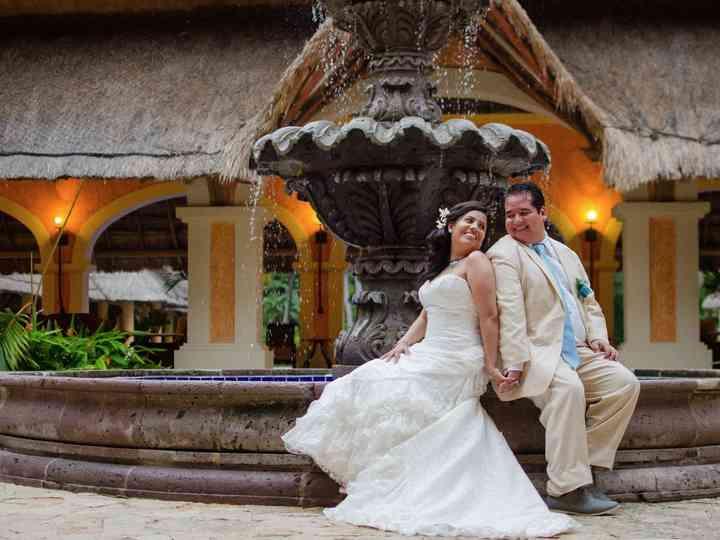 La boda de Yadira y Rodolfo