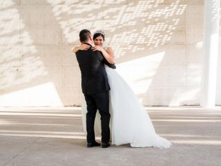 La boda de Esmeralda y Sergio 3