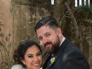 La boda de Marcela y José Luis