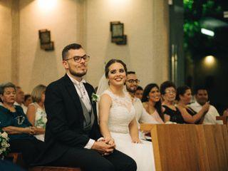La boda de Lucy y Gabrielle