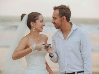 La boda de Mary Tere y Javier 1