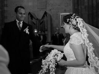 La boda de Neismy y Eduardo