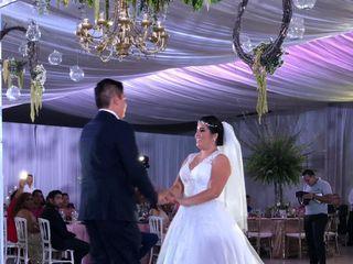 La boda de Deyanira  y Francisco Javier 1