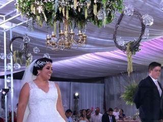 La boda de Deyanira  y Francisco Javier 2