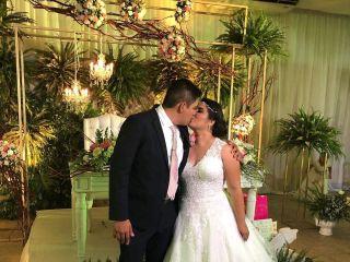 La boda de Deyanira  y Francisco Javier