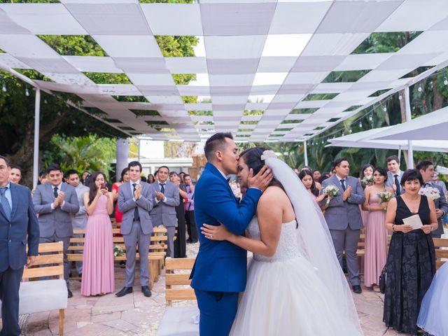 La boda de Zaira y Josué