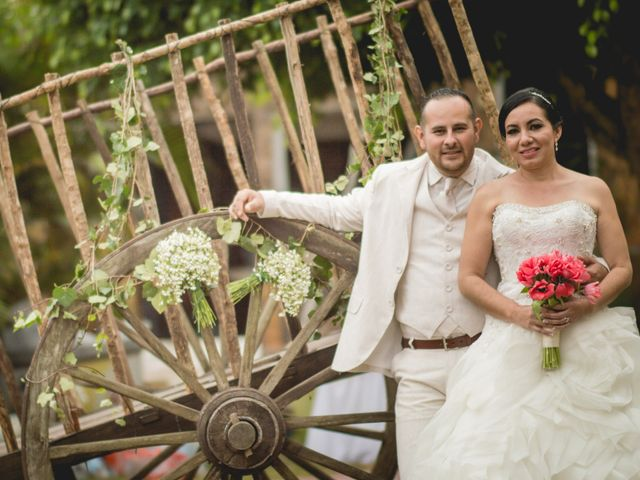 La boda de Silvia y Irving
