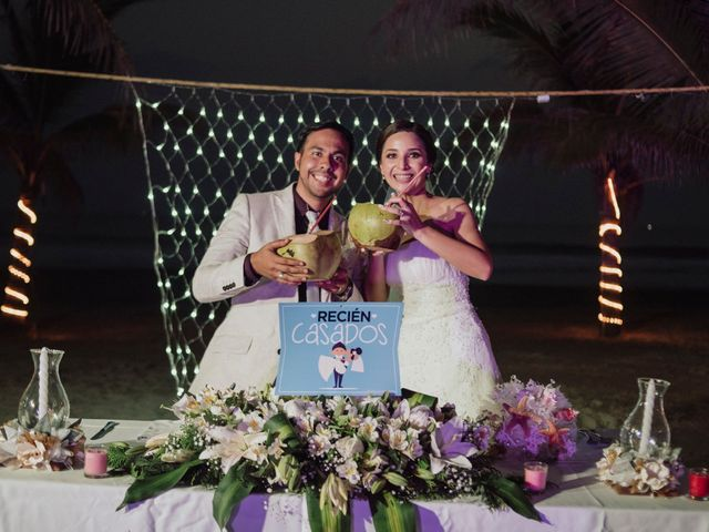 La boda de Mary Tere y Javier