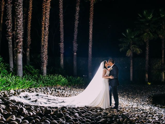 La boda de María Fernanda y Rafael