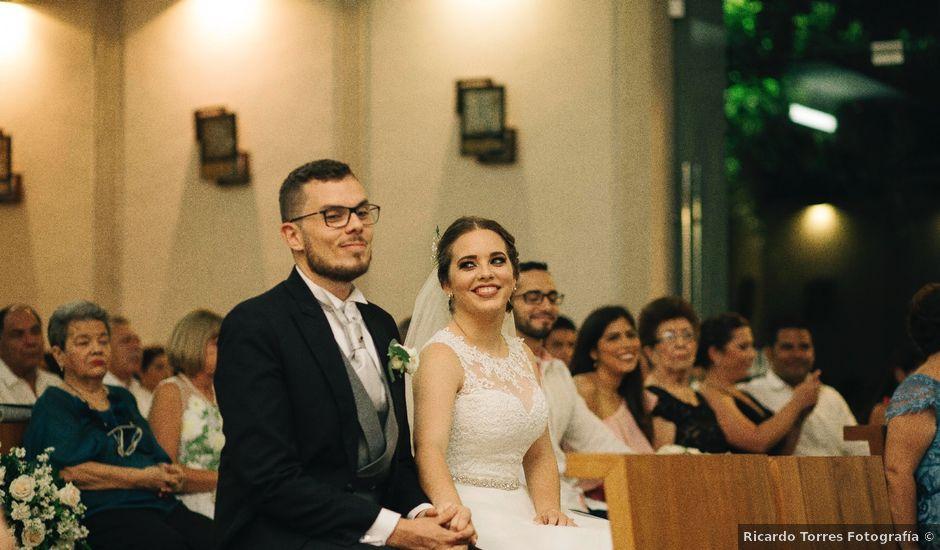 La boda de Gabrielle y Lucy en Mérida, Yucatán