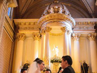 La boda de Fabiola y Víctor 2
