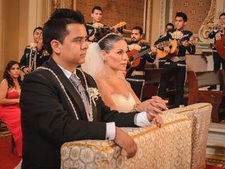 La boda de Fabiola y Víctor 3
