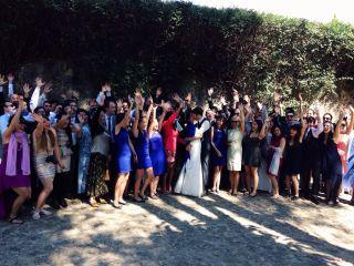 La boda de Ivone y Andrea 1