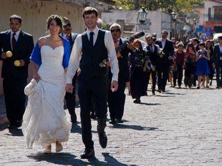 La boda de Ivone y Andrea 2