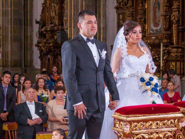 La boda de Jacquelinne y Gerardo