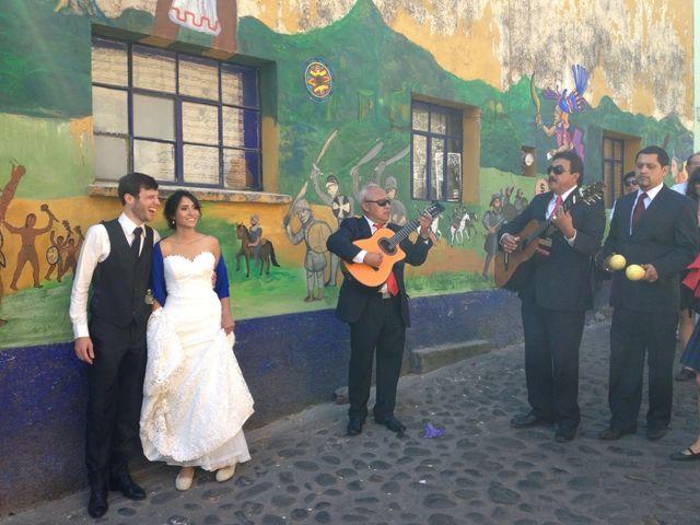La boda de Ivone y Andrea