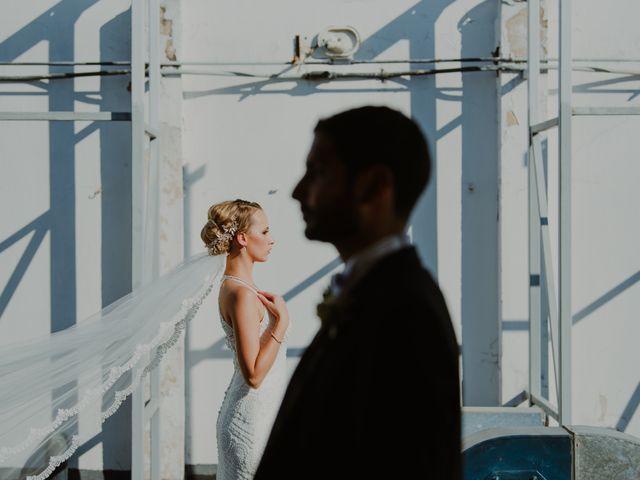 La boda de Sarah y Eduardo