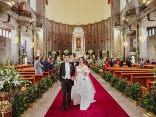 La boda de Miren y Juan