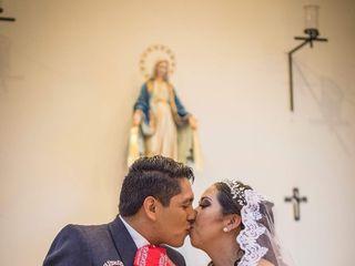 La boda de Ana Karen y Luis Roberto  1