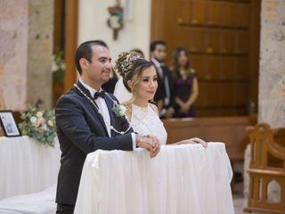La boda de Karla y Aaron