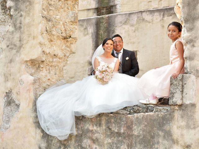 La boda de Mariana y Noé