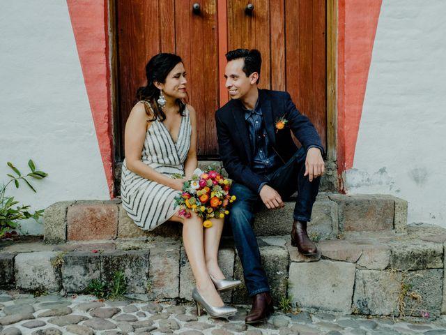 La boda de Daniela y Jorge