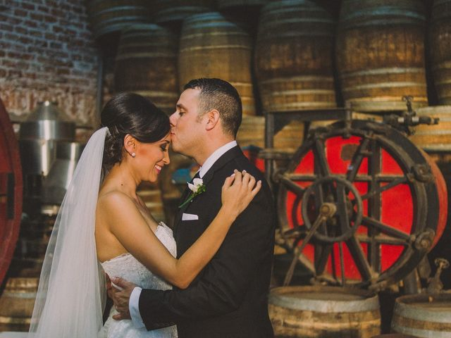La boda de Ana Lilia y Edgar
